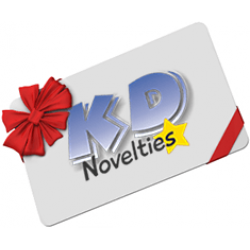 Gift Certificates - KD Novelties