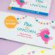 Unicorn Toddler Books