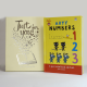 Personalized Arty Mouse Numbers Book Gift Box