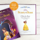 Personalized Disney's Beauty and the Beast Book