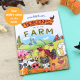 My Day at the Farm Personalized Kids Book