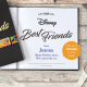 Personalized Disney Best Friends