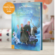 Personalized Disney's Frozen Northern Lights Book