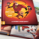 Personalized Incredibles 2 Storybook