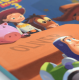 Disney Toy Story 3 - Kid's Name in Book