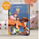 Disney Toy Story 3 - Kid's Name on Book Cover
