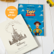 Disney Toy Story Collection Personalized Book in Gift Box
