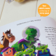 Disney Toy Story Collection Book with Name