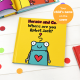Personalized Robot Books