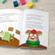 Personalized Goldilocks & the Three Bears Book
