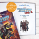 Personalized Guardians of the Galaxy 2 Superhero Book
