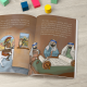 Personalized Hanukkah Children's Book