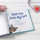 Lost Cat personalizedbook
