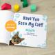 Lost Cat personalizedbook