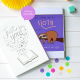 Personalized Sloth Book