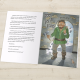 Personalized Jack and the Beanstalk book