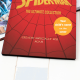 Marvel Spider-Man Ultimate Collection Book with Name on Cover