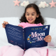 Personalized Book about Moon and Me