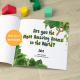 Personalized Most Amazing Animal Children's Book