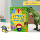 Personalized Perfect Pet Dinosaur Book Cover