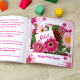 Perfect Pink Party Personalized Name on Cover