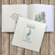 Peter Rabbit Hopping into Life Personalized Book