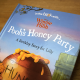 Personalized Winnie the Pooh book for kids