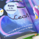 Personalized Unicorn book pages