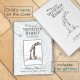 The Velveteen Rabbit personalized book cover