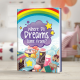 Personalized Where Do Dreams Come From Book Cover