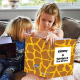 Terrance the Giraffe Personalized Children's Book