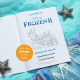 Frozen 2 Personalized Coloring Book for Children