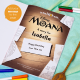 Personalized Disney Moana Coloring Book