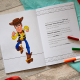 Toy Story 4 Personalized Kids Book