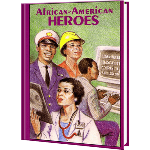 African-American Heroes Personalized Children's Book