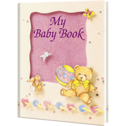 My Baby Book Personalized Baby Book