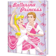 Personalized Ballerina Princess Book