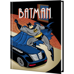 Batman Personalized Children's Book