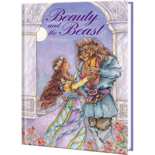 Beauty and the Beast Personalized Children's Book