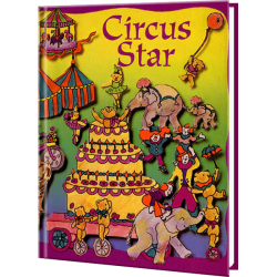 Circus Star Personalized Children's Book