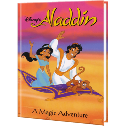 Personalized Disney's Aladdin Children's Book