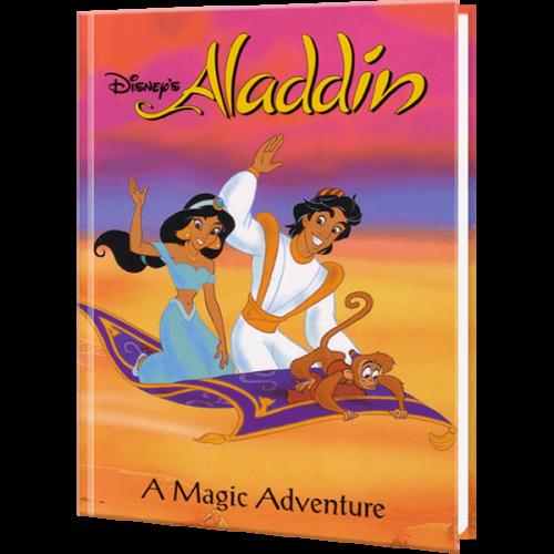 Personalized Disney's Aladdin Children's Book
