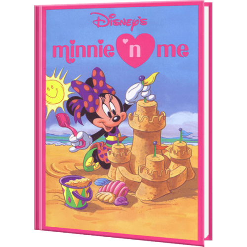 Disney Minnie n Me Personalized Children's Book