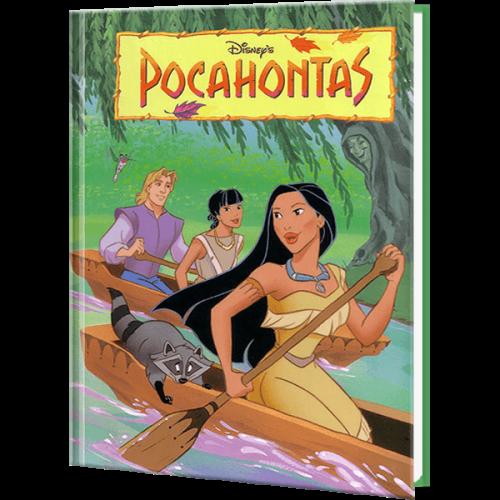 Personalized Book Disney Pocahontas