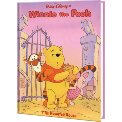 Winnie the Pooh Personalized Children's Book