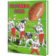 Personalized Football Star Book