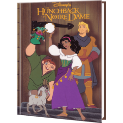 Disney's Hunchback of Notre Dame - Kids Personalized Book