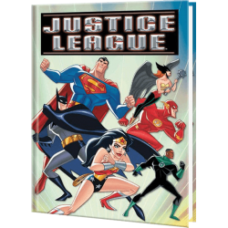 Justice League Personalized Super Hero Book