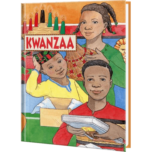 Kwanzaa Personalized Children's Book