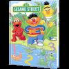 Lets Count on Sesame Street